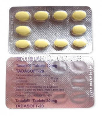 Buy  Cialis Soft in South Africa